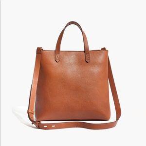 Madewell Zip-Top Transport Crossbody Bag